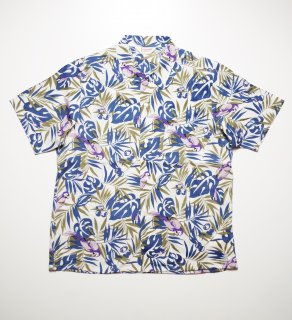 TOWN CRAFT(タウンクラフト)   PRINTED OPEN SHIRTS