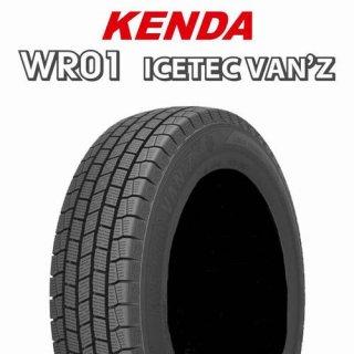 ケンダ ICETEC VAN`Z WR01 145R12 80/78N(6PR) すべてコミコミ4本セット