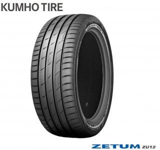 クムホ ZETUM ZU12  225/40R19  すべてコミコミ4本セット