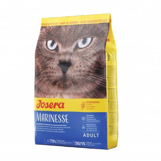 [アレルギーをもつ成猫用] マリネッセ 400g グレインフリー