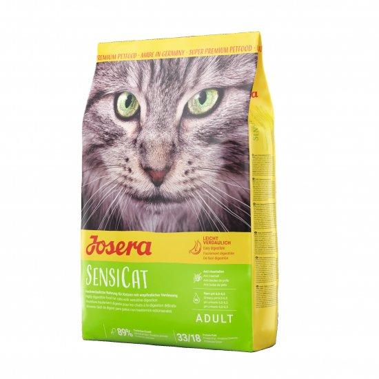 [消化器が敏感な成猫用] センシキャット 400g 30%オフ