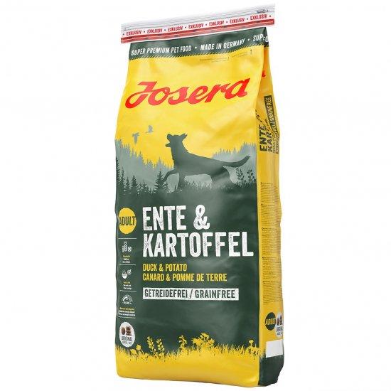 [成犬用グレインフリー] カモ&ポテト 15kg