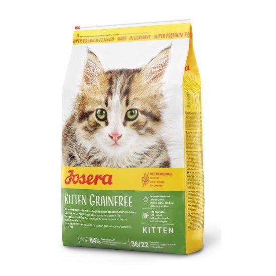 [1歳までの子猫用] キトン 10kg NEW (旧ミネッテ)