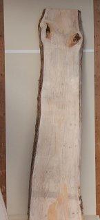 いちょう板 両側まるみあり H2090 W380 D40 (自然乾燥材)