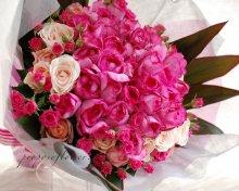 誕生日の花束 1万〜5万円