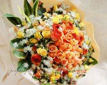 記念日の花束 1万円〜5万円