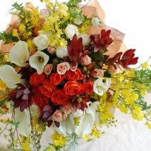 お正月花・花束