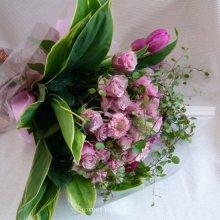 お礼の花束・ありがとうの花