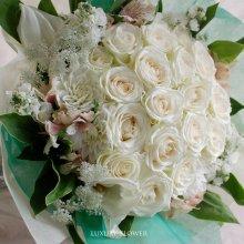 白寿祝い花束・99歳の誕生日祝花