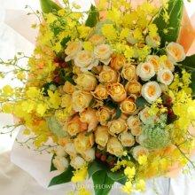 金婚式花束・50年目の結婚記念日