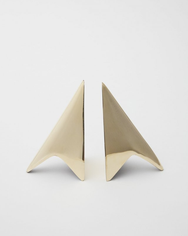 Carl Aubock  Bookends