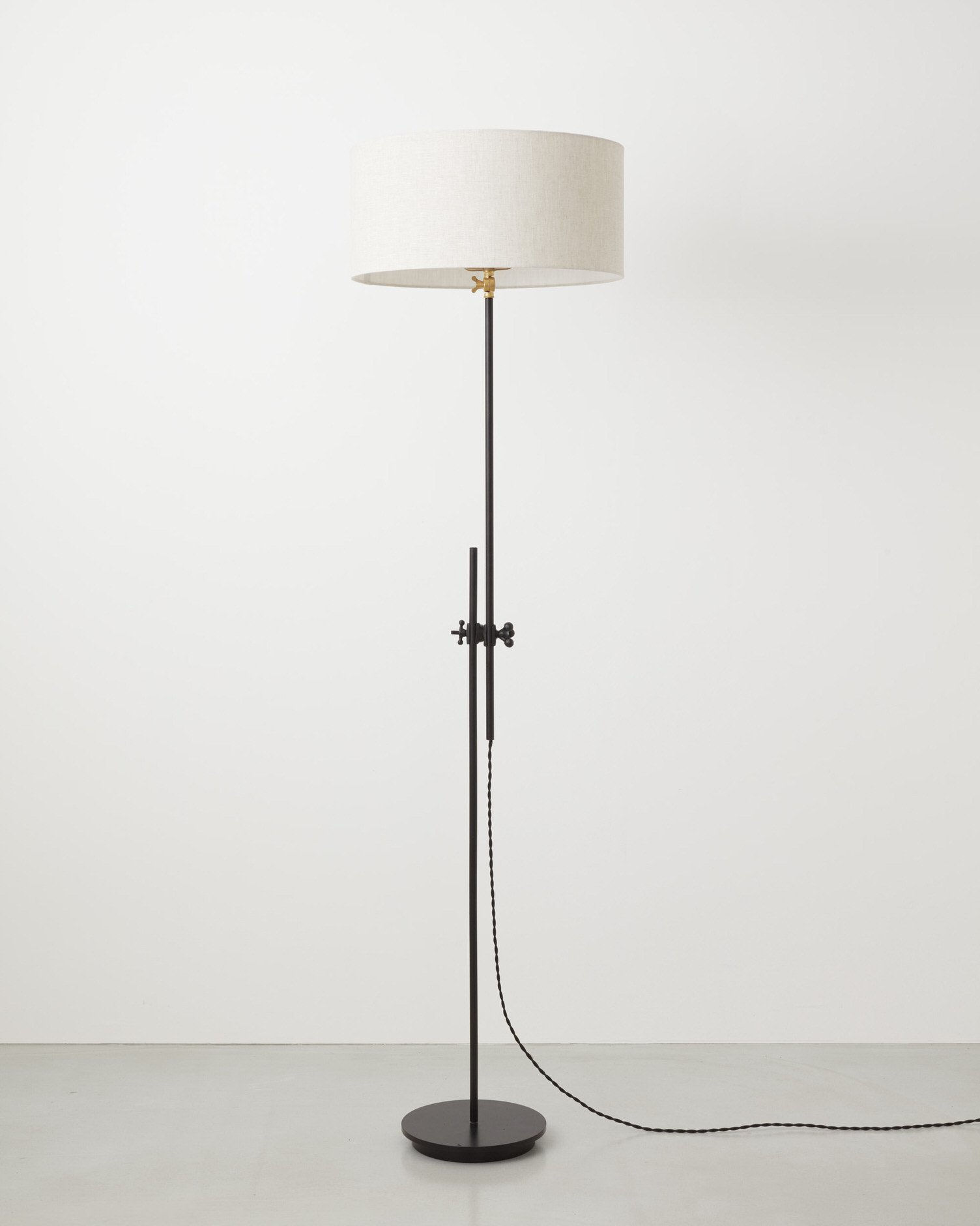 Workstead shaded floor lamp e store 08book workstead shaded floor lamp mozeypictures Gallery