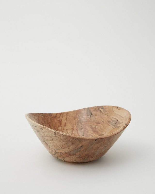 George Peterson  Wood Bowl - maple E
