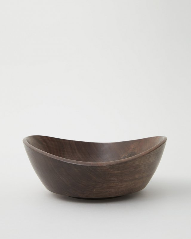 George Peterson  Wood Bowl - walnut B