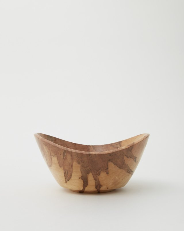 George Peterson  Wood Bowl - maple D