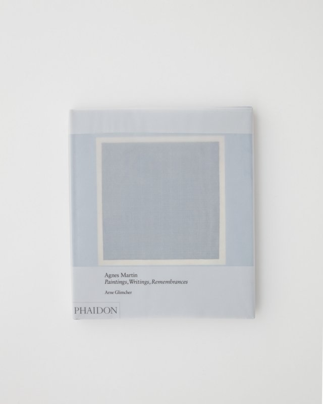 Agnes Martin  Paintings, Writings, Remembrances by Arne Glimcher