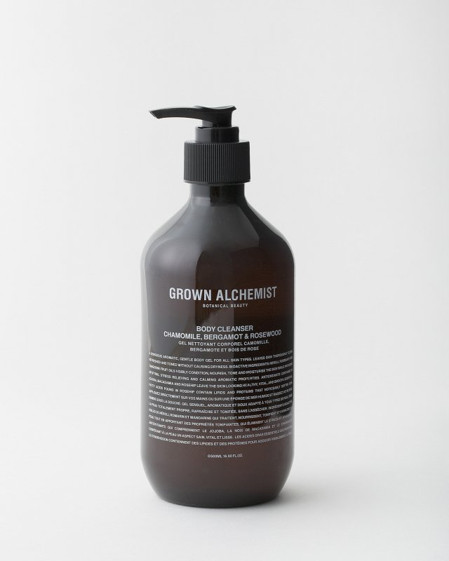 GROWN ARCHEMIST  BODY CLEANSER