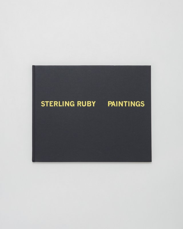 Sterling Ruby  PAINTINGS