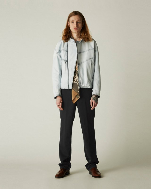 doeskin medallion pants