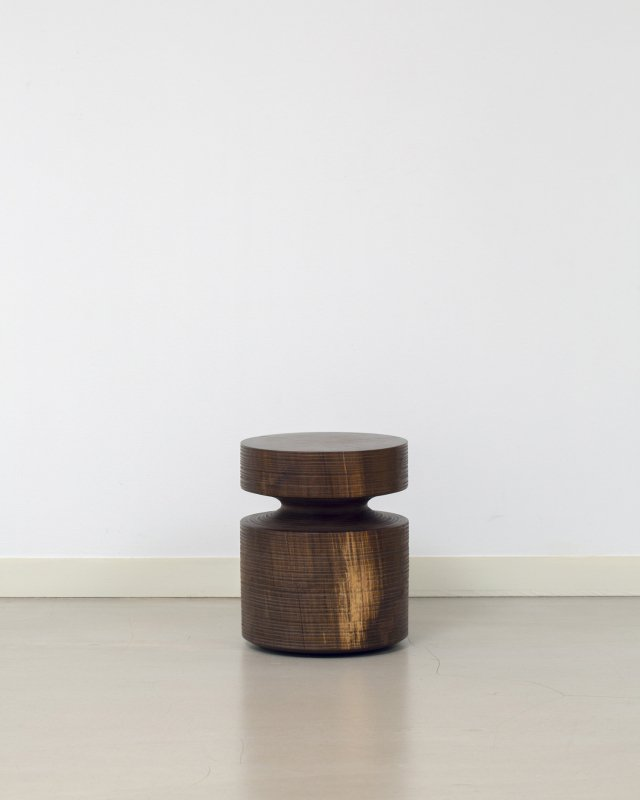 George Peterson  Wooden stool no.8