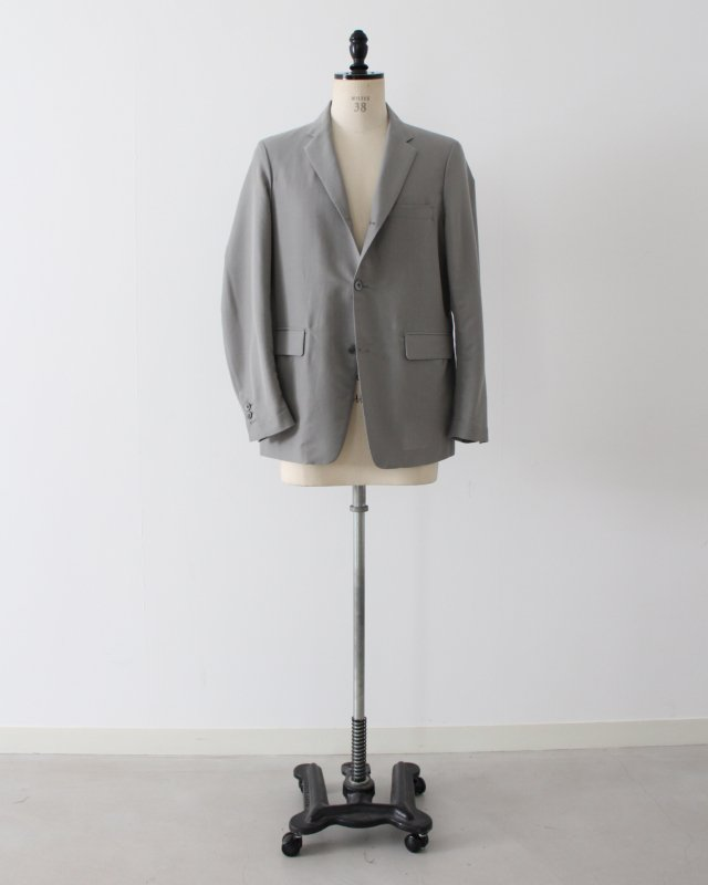 Mohair wool cotton jacket
