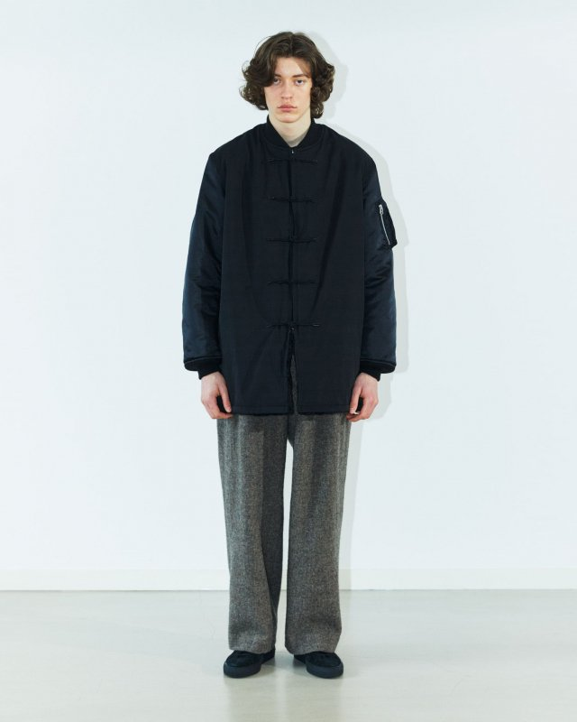 China MA-1×eco fur reversible