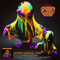 SPOOKY BOOGIE + GEE<br>大サイズ