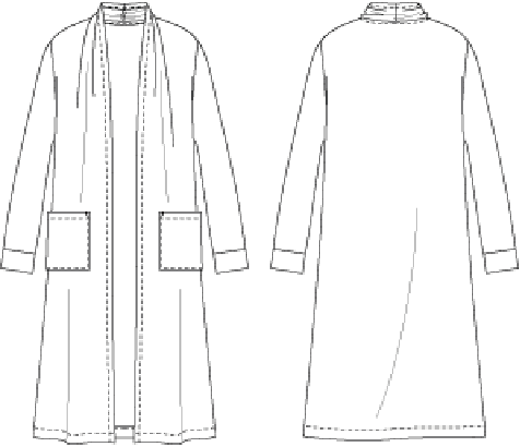 LONG ROBE CARDIGAN