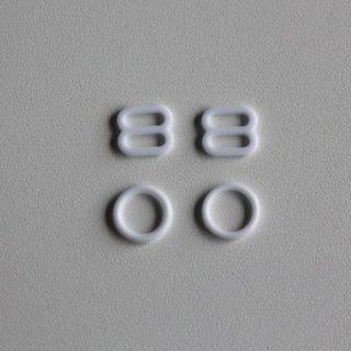 キャミソールパーツ1着分セット(丸カン2個、調整パーツ2個)