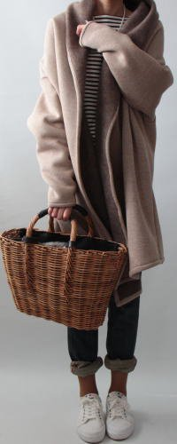 ブランケットコート