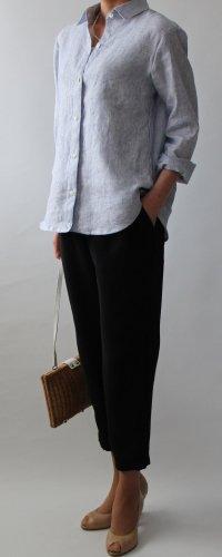 シンプルカシュクールシャツ