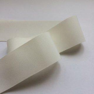 グログランテープクリーム5cm