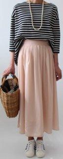 キット 2レングスセットタックギャザースカート