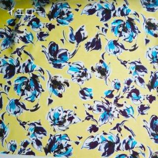 広幅スパンローン夏の花 全3色