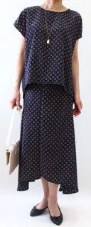 キット ワイドカフスTシャツ(ライトデシン)【781】