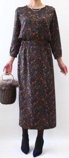 キット APウエストゴムロングタイトスカート-3【764】
