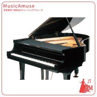 GP フレームフロントカバー Kタイプ グランドピアノ用 FF-GBK ミュージックカラーショップ(旧ミュージックアミューズ)