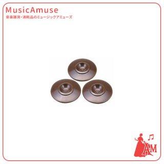 インシュレータープラスチック(GP用)ウォルナット IN-GP/WN ミュージックカラーショップ(旧ミュージックアミューズ)