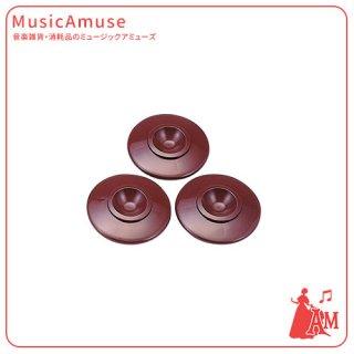 インシュレータープラスチック(GP用)マボガニー IN-GP/M ミュージックカラーショップ(旧ミュージックアミューズ)