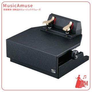 ピアノ 補助ペダル ブラック M-60S ミュージックカラーショップ(旧ミュージックアミューズ)