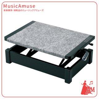 ピアノ補助台 ブラック AX-SZ ミュージックカラーショップ(旧ミュージックアミューズ)