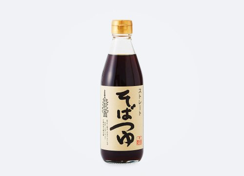 そばつゆ(ストレートタイプ)