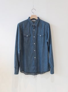 WHITE LINE 『WL DENIM WESTERN SHIRT』