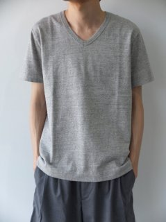 BETTER 『MID WEIGHT V NECK S/S T-SHIRT』