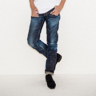 RC1 JOHN DENIM RIGID SOLID