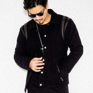 Muddy Jacket BLACK