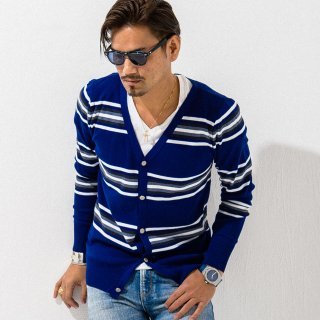 SVC CARDIGAN BLUE