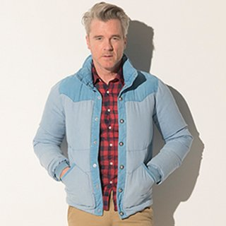 ROBERT DOWN JACKET LIND