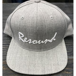 RESOUND CAP GREY