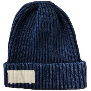 <img class='new_mark_img1' src='//img.shop-pro.jp/img/new/icons1.gif' style='border:none;display:inline;margin:0px;padding:0px;width:auto;' />KNIT CAP INDIGO